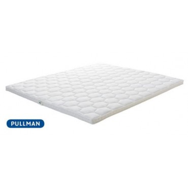 PULLMAN Silverline Latex Topdekmatras