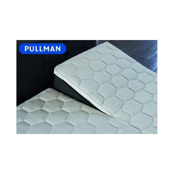PULLMAN Silverline Latex SPLIT Topdekmatras
