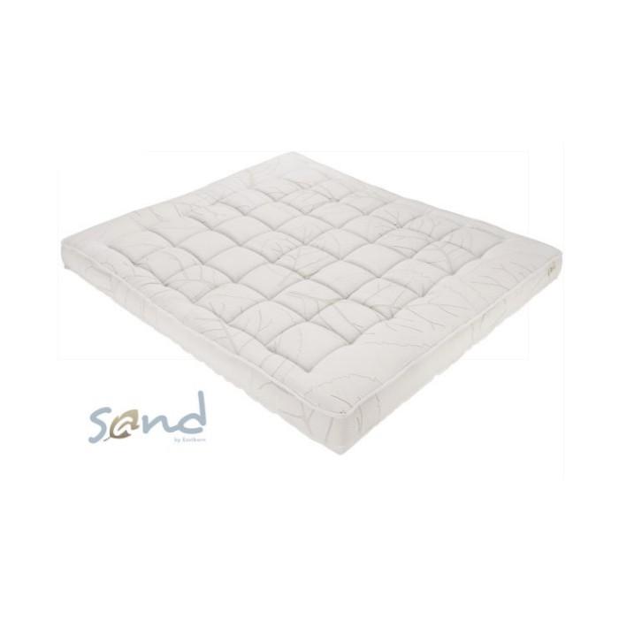 Sand Luxe Natuurlatex Topdekmatras