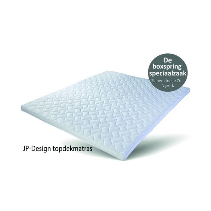 JP-Design Koudschuim Topdekmatras